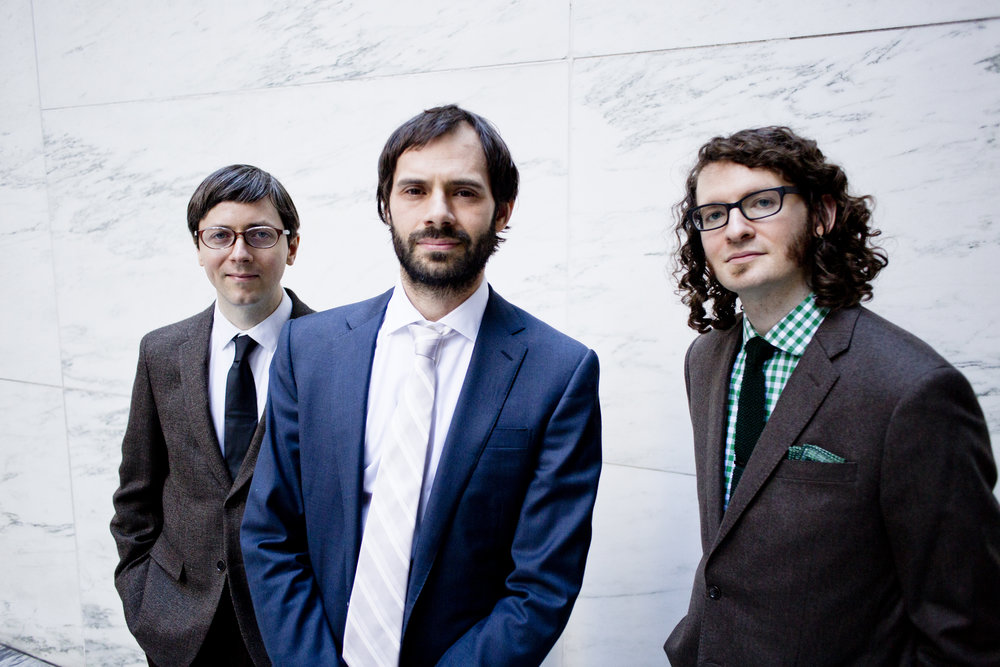 Dan Weiss Trio with Thomas Morgan And Jacob Sacks