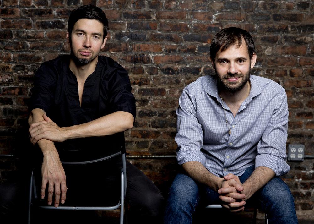 Dan Weiss and Miles Okazaki Duo