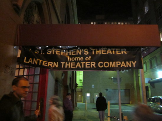 - A longtime resident of the St. Stephen's Theater building, Lantern Theater Company presents an annual season of main stage productions, as well as education programs for children and adults.Learn More