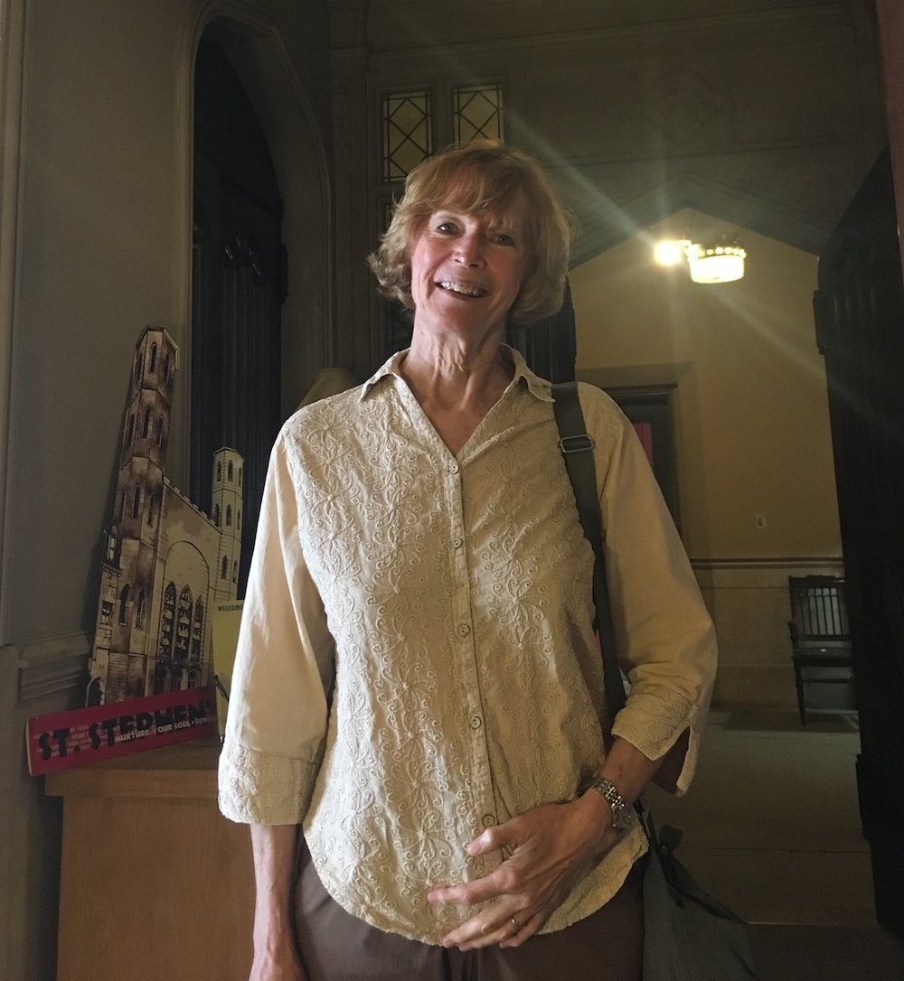 Suzanne Glover Lindsay - Parish Historian and CuratorContact