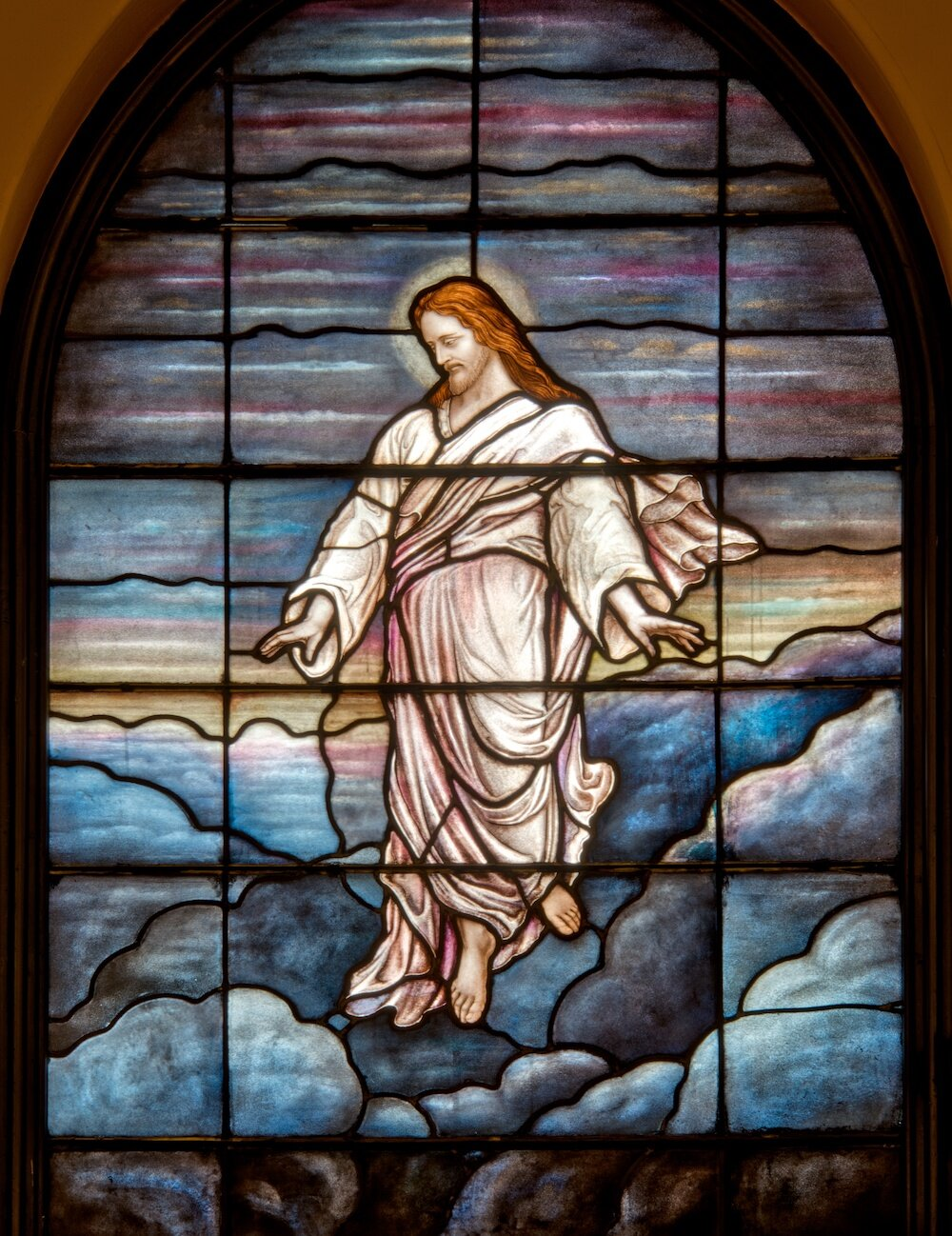D'Ascenzo Studios, Ascension of Christ, 1918