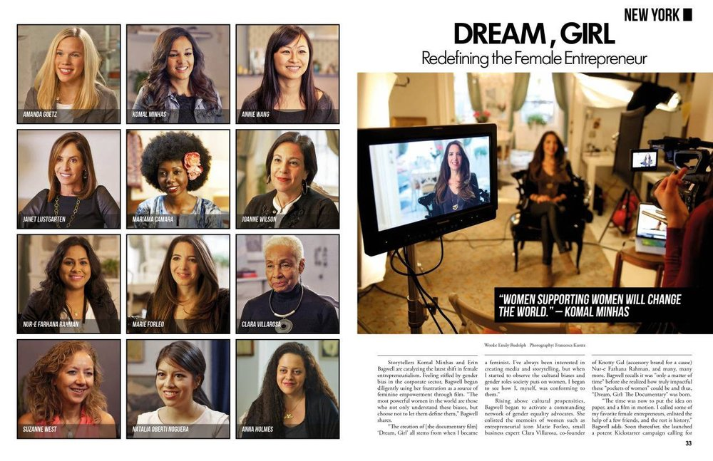 Dream, Girl: Redefining The Female Entrepreneur