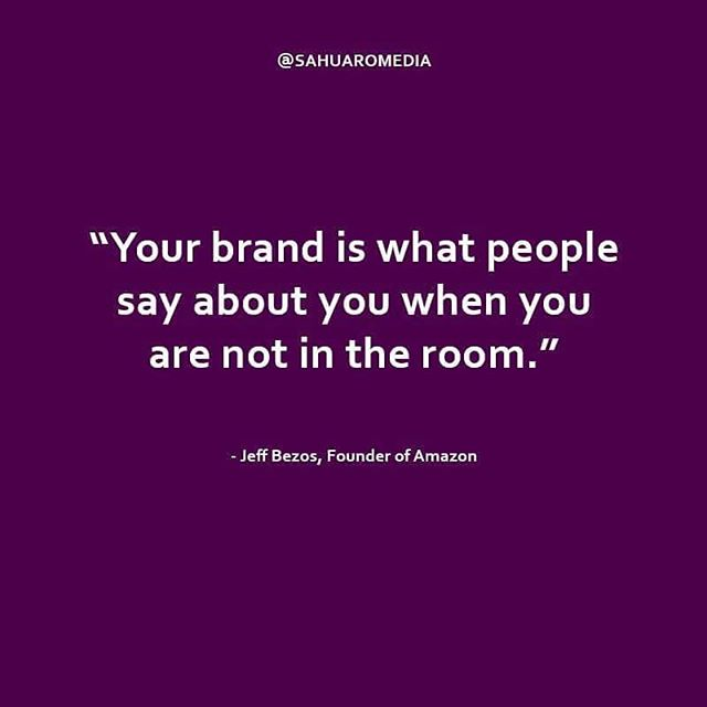 #Truth :: Name drop a brand you love in the comments!👇#SahuaroMedia