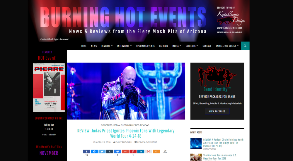 Concert Review: Judas Priest