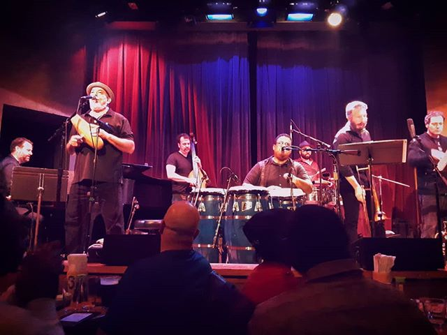 Had an opportunity to see 'The' Poncho Sanchez at @yoshis_oak on Saturday. It was pretty fantastic... 🎶🎵👀 #jazz #yoshisoakland #ponchosanchez