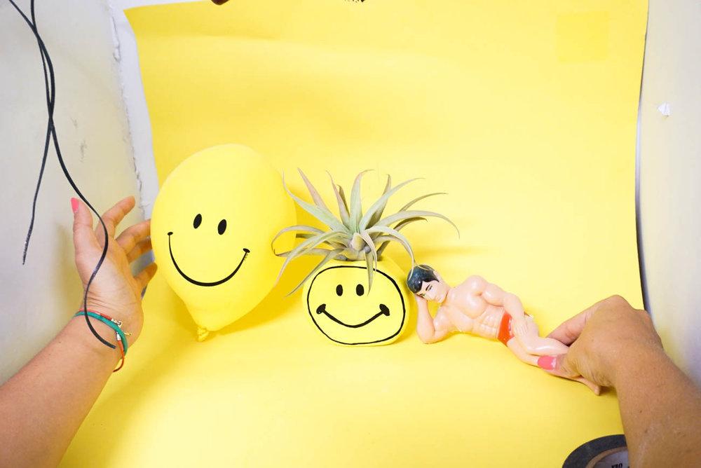Hello Happy Plants | Orlando music blog Interviews Art | The Vinyl Warhol
