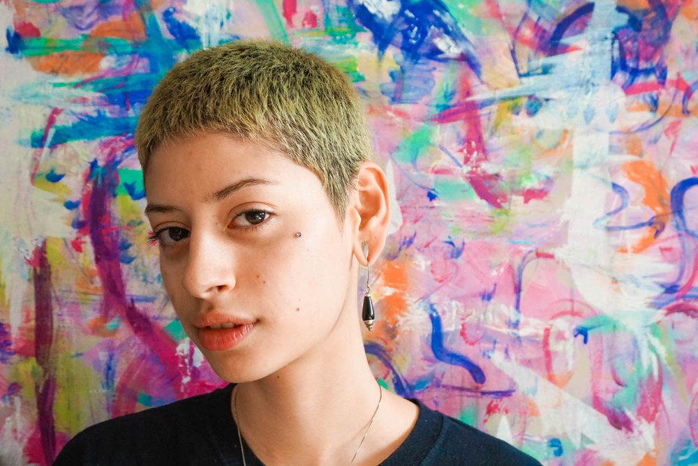 Swirlsss Interview | Orlando Music Blog Art Interview | The Vinyl Warhol