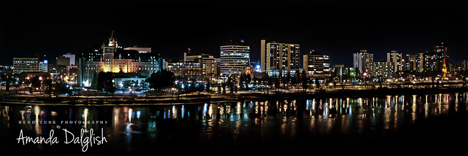 YXE,Saskatoon,Saskatchewan,Canada,DeltaBessborough,Gardens,Night,Skyline,Renditure,Photography,AmandaDalglish,Nature,Landscape,SK,Comercial