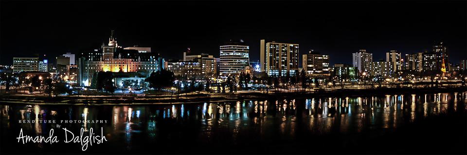 YXE,Saskatoon,Saskatchewan,Canada,DeltaBessborough,Gardens,Night,Skyline,Renditure,Photography,AmandaDalglish,Nature,Landscape,SK,Comercial