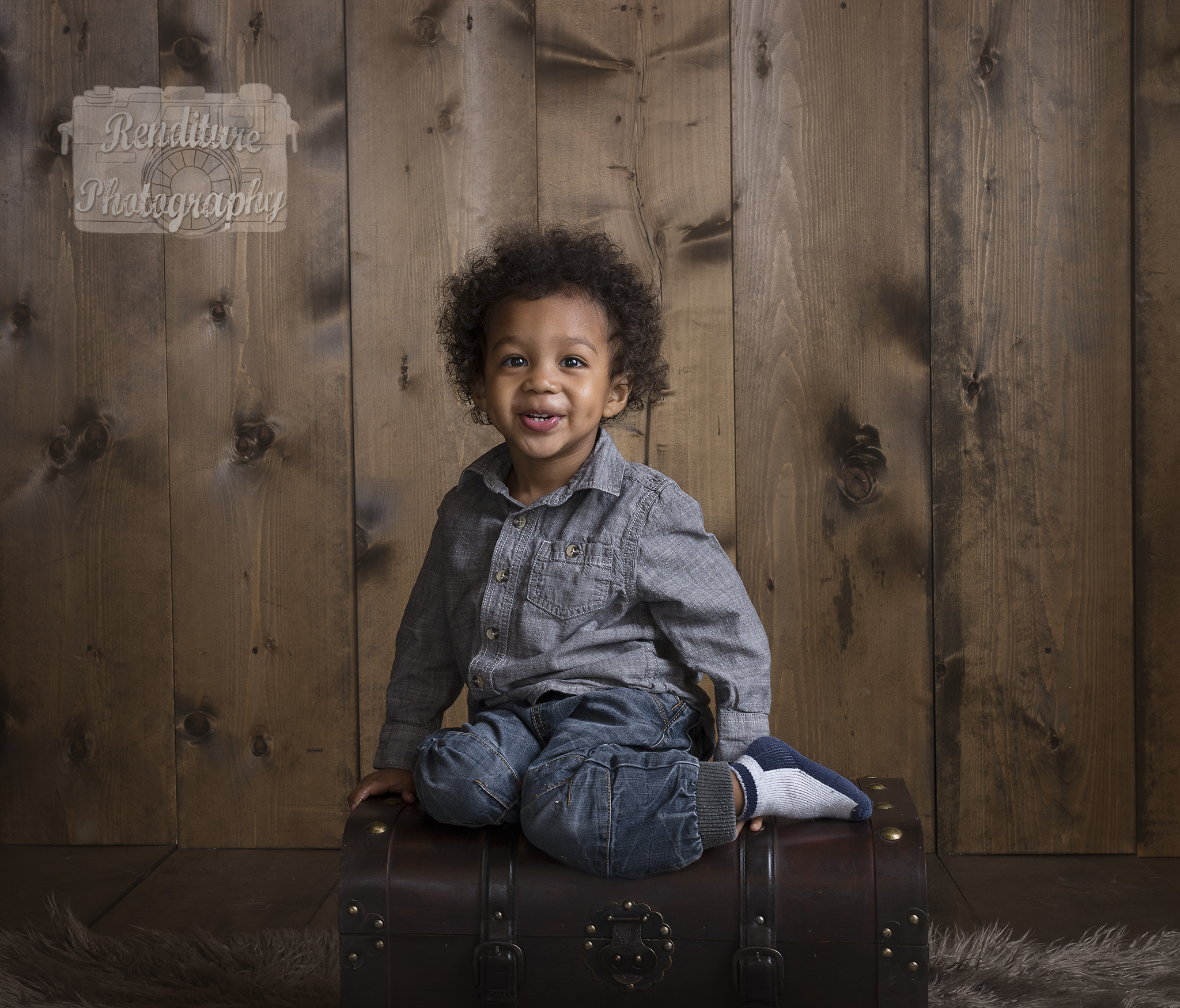 Renditure - Eli Christey 2 Yr Old Child Model - Children's