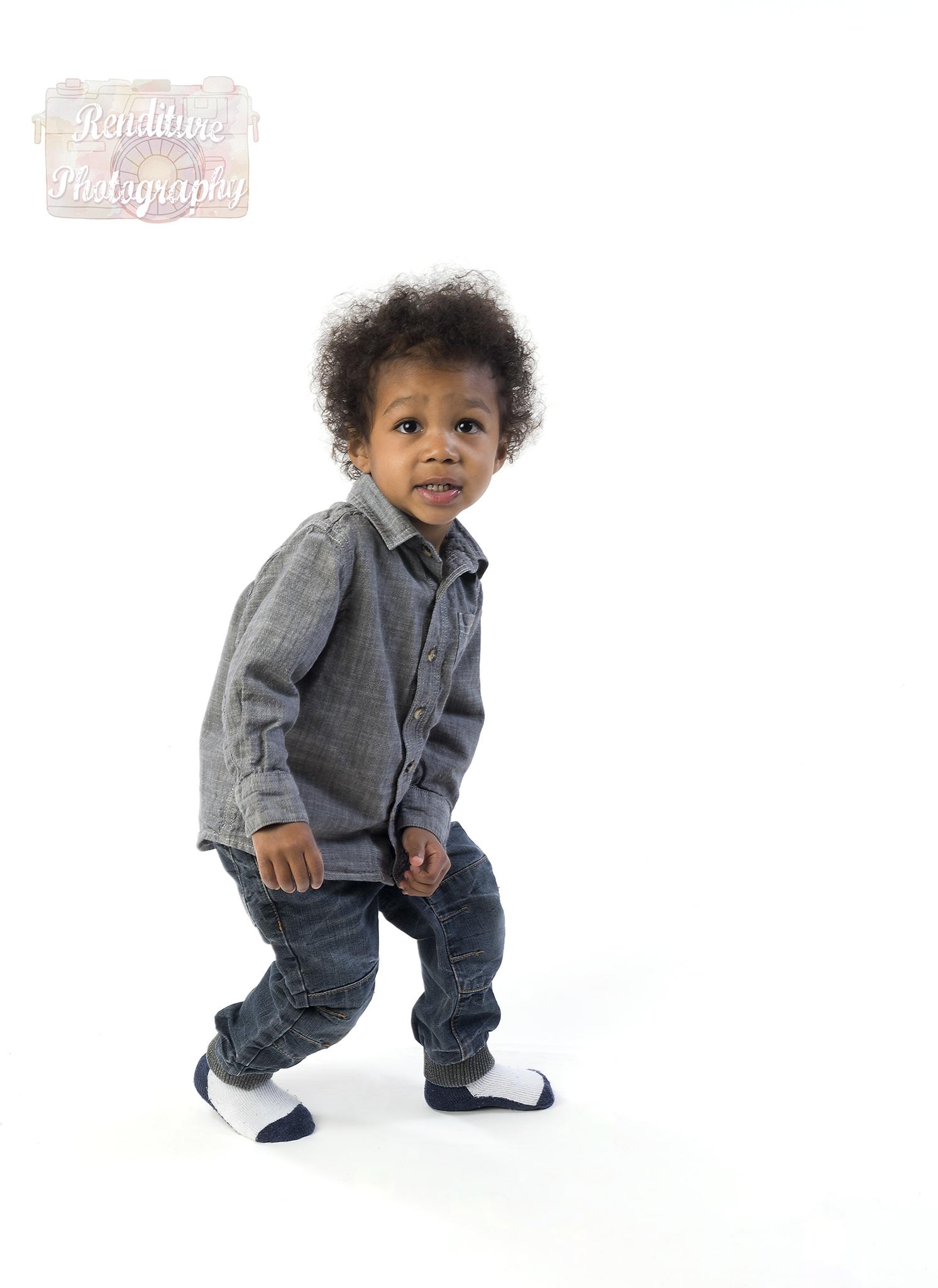 Renditure - Eli Christey 2 Yr Old Child Model - Children's