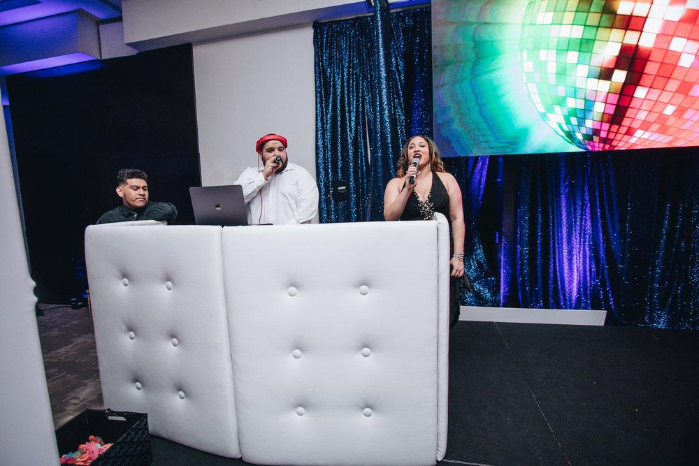 Melanie Amaro And DJ Dro