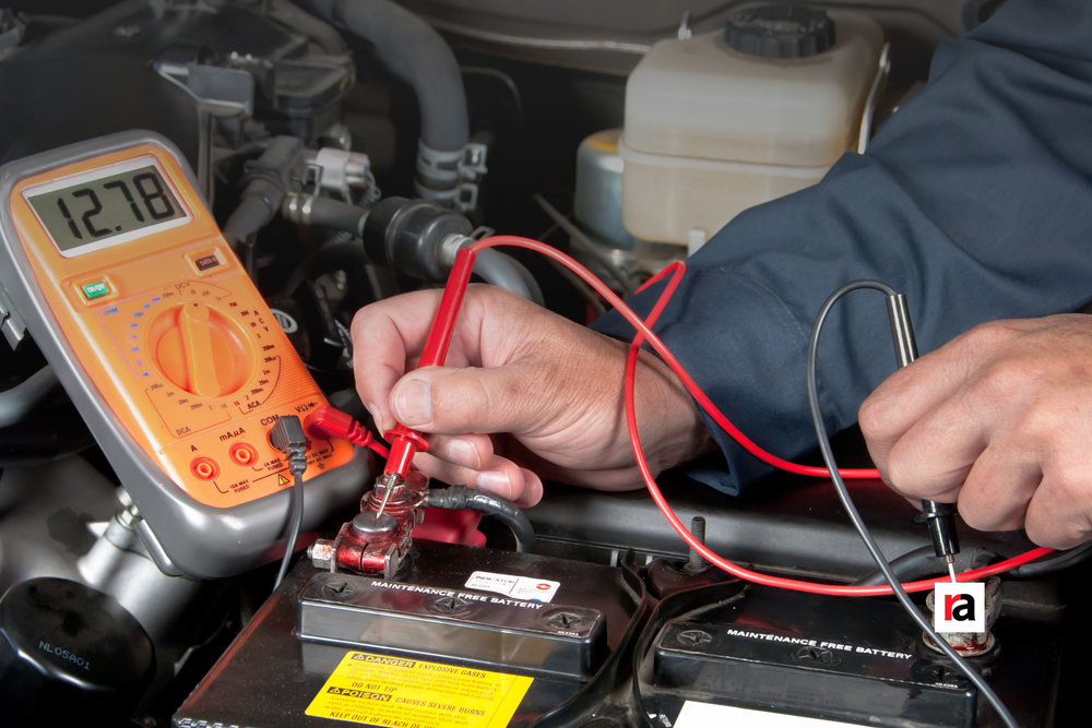Electrical Repair - Whenever you have electrical issues in your vehicle, bring it to Redd's & we can fix it