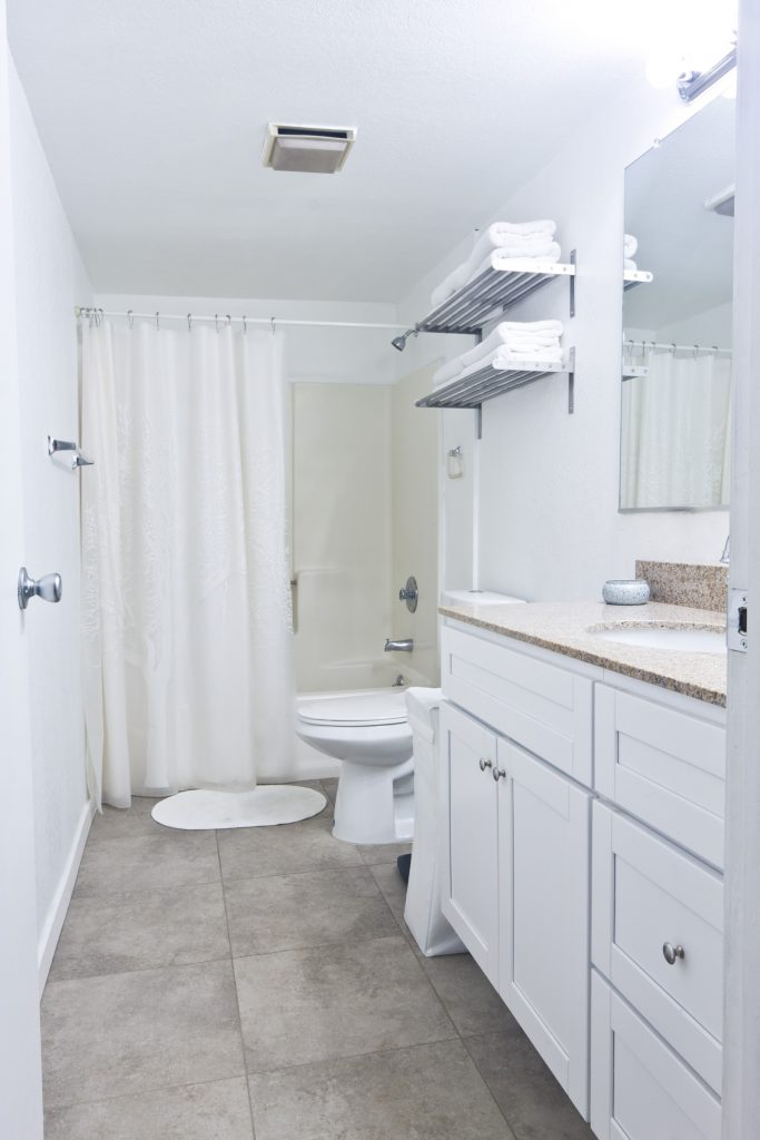 Upper Floor Bathroom-Shower