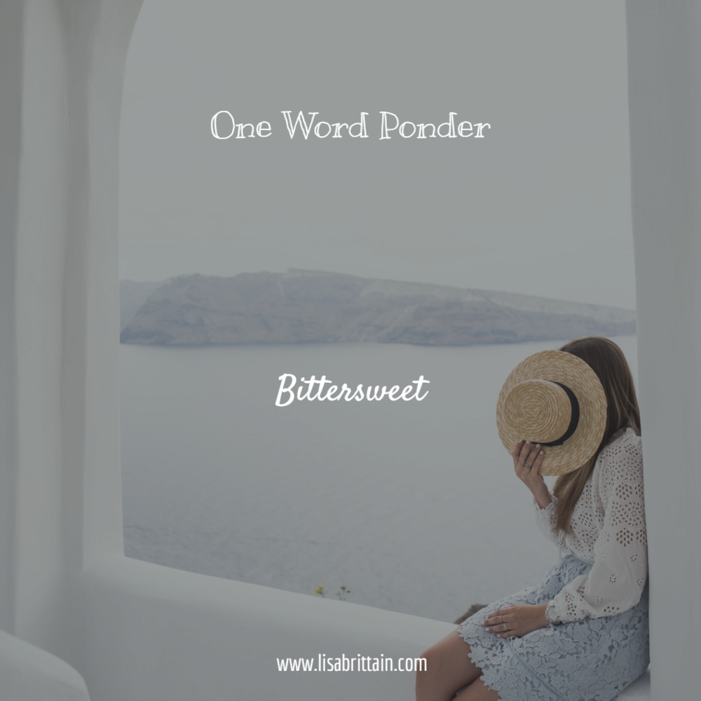 One Word Ponder bittersweet.png