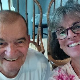 Meet my woodworking teacher, Gary. He's my dad.