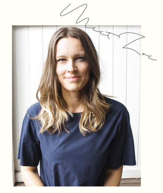 Meet Zoe Brisbane Nutritionist