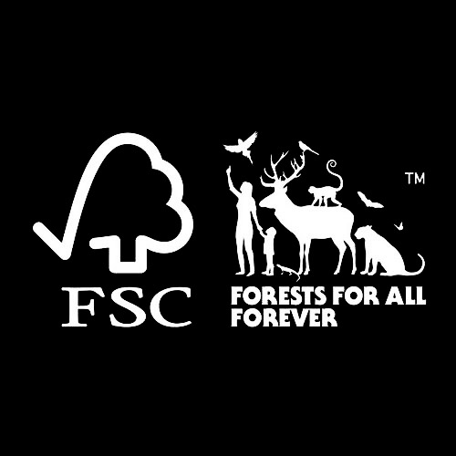 "Forest Stewardship Council   Maxon House is proud to be a FSC approved forest site. By creating demand for products from responsibly managed forests, FSC is helping protect forests for future generations. In fact, today, more than 40,000 American family forest owners are FSC certified. When you purchase products with the FSC logo, you are saying to the landowner, ""thank you for taking care of your forest.""  Learn More about FSC and Forestry"