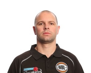 Coach Mike Fitchett, Assistant Coach with NZ Breakers