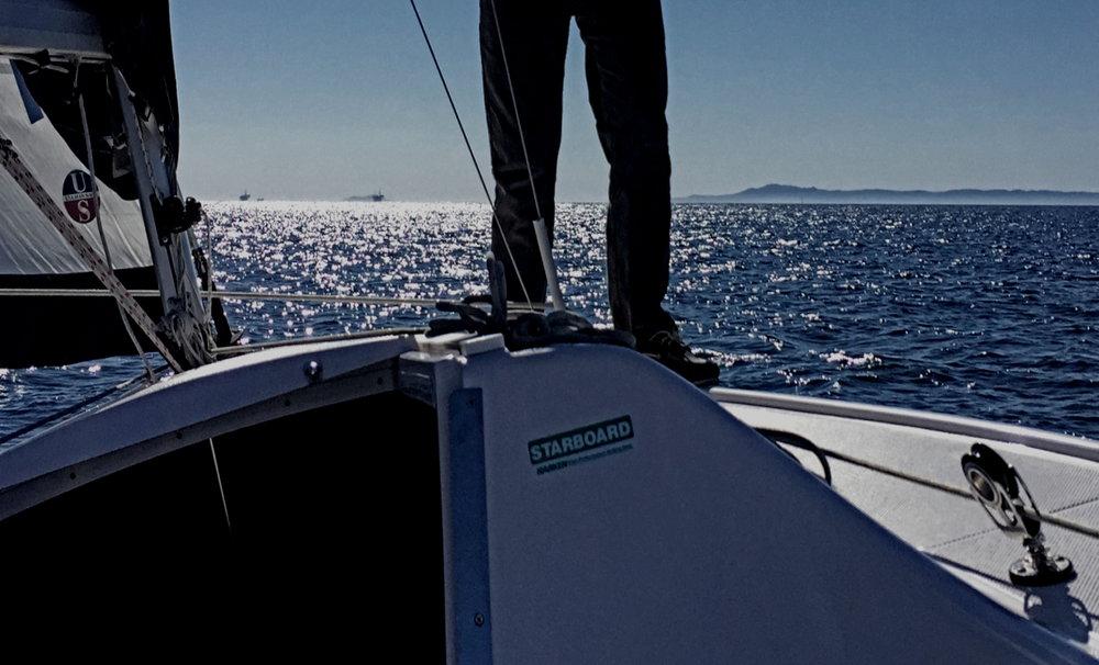 Sailing, Santa Barbara
