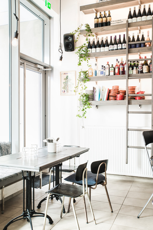 Malaga Bar | Asiakas: Genelec