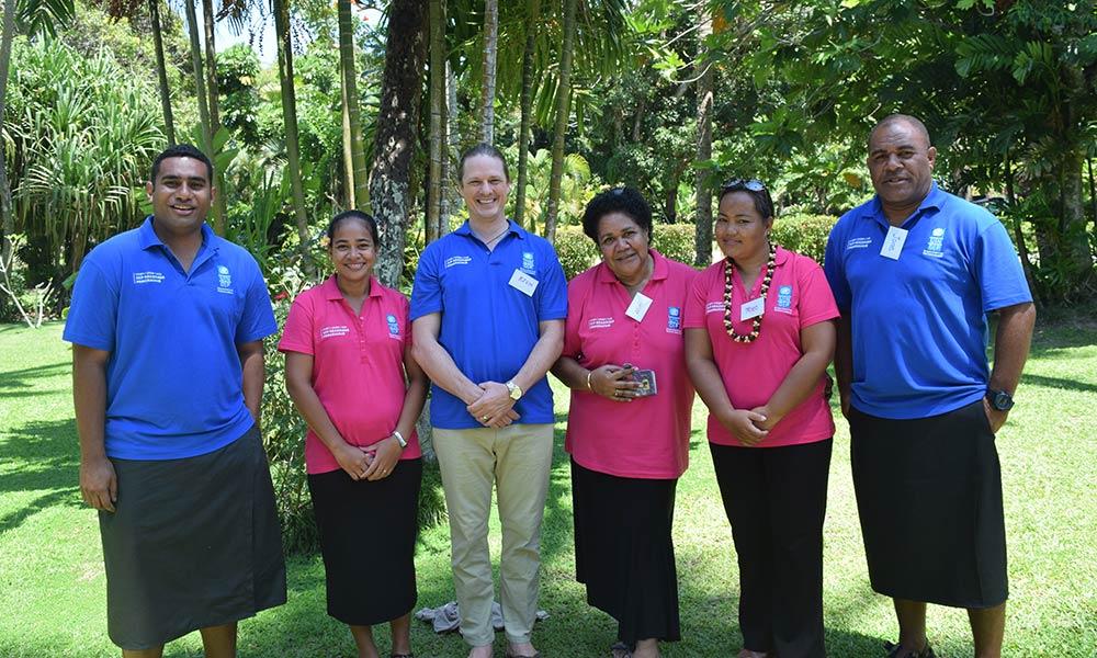 TCAP team.
