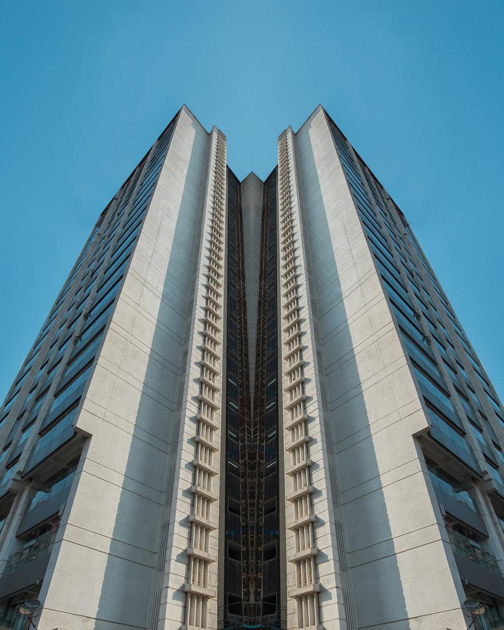 Residential tower, Mumbai -