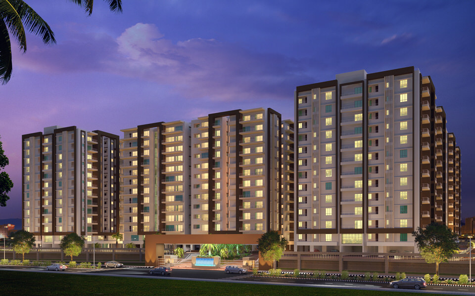 Residential Complex, Hyderabad -