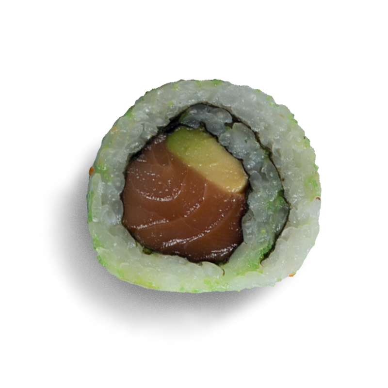 Salmon & avacado roll