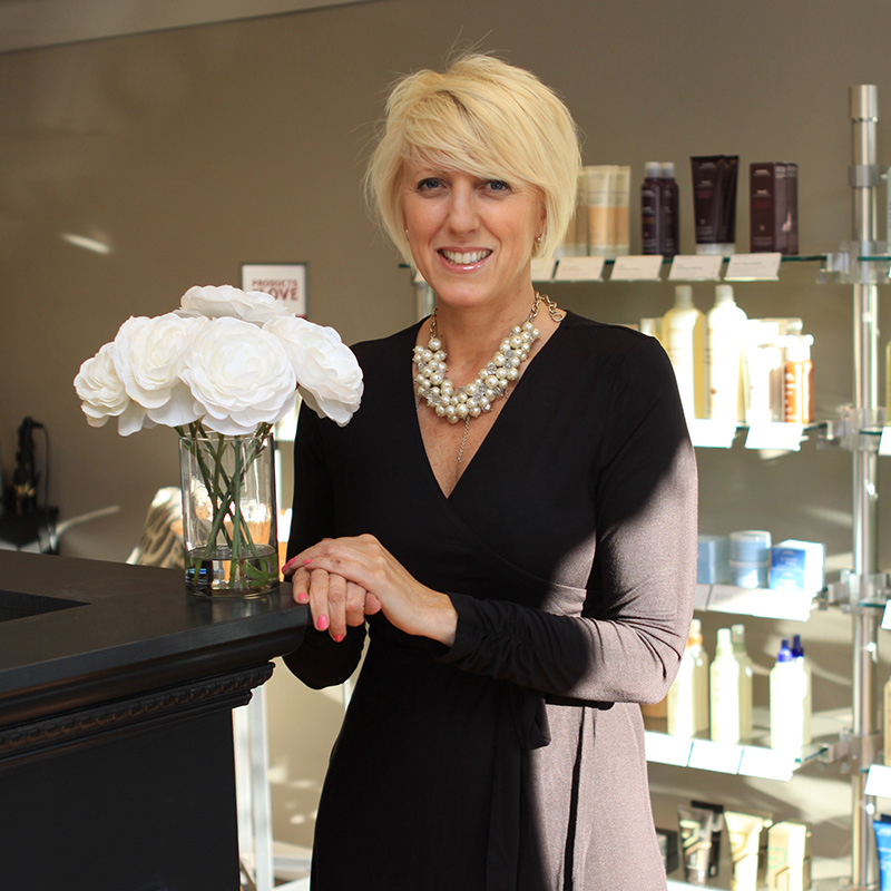 CHRISTINE HANEY   I have been in the industry since 1988, beginning my education at Concord Academy of Hair Design. I am highly motivated and very passionate about hair and making my clients feel confident and beautiful. I enjoy all aspects of hair design, dry cutting and texturizing, coloring, ombre, multi-dimensional color and mens cuts. I bring to the table 26 years of experience. My education is on-going and includes training with some of the top notch Paul Mitchell names in the industry.