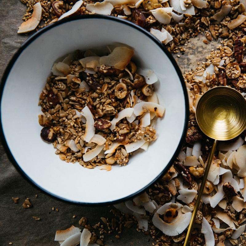 MISCHEN - Daily Essence kannst du mit deinem Lieblingsessen mischen und dir so täglich etwas Gutes tun. Einfach 10g Daily Essence (1 Sachet) untermischen und genießen.