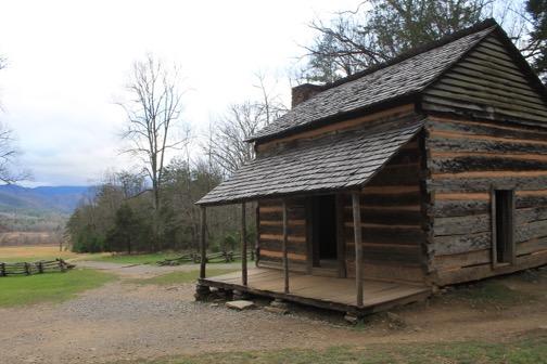 The John Oliver Cabin (ca 1820s)