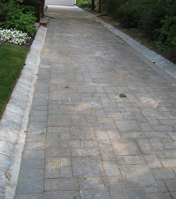 Genial Brick Paver Driveway.JPG