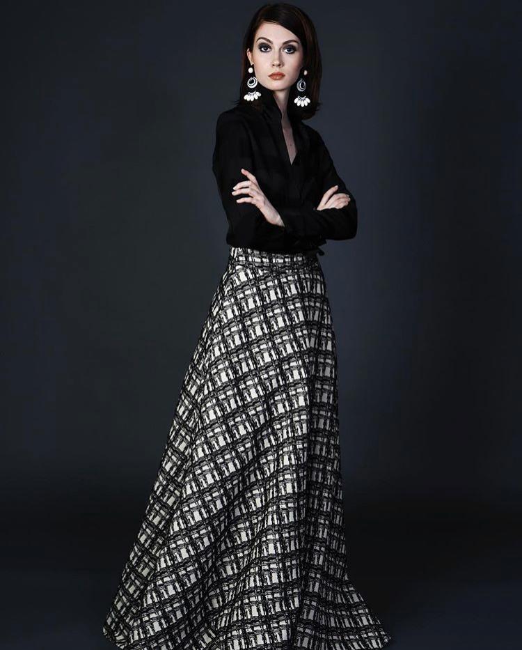 Langley Skirt