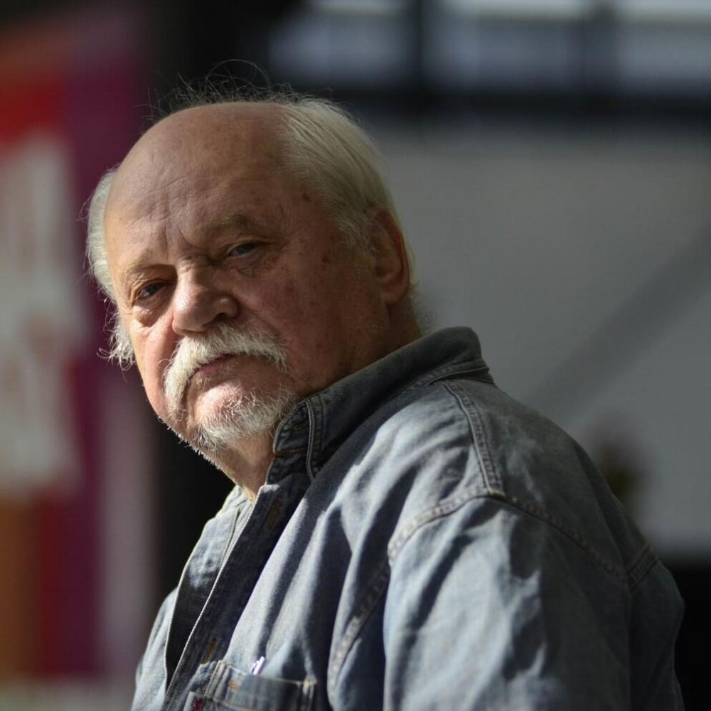 Jerzy Hamerski - FUNDATOR