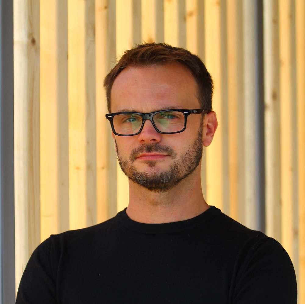 Łukasz Rawecki - Architect