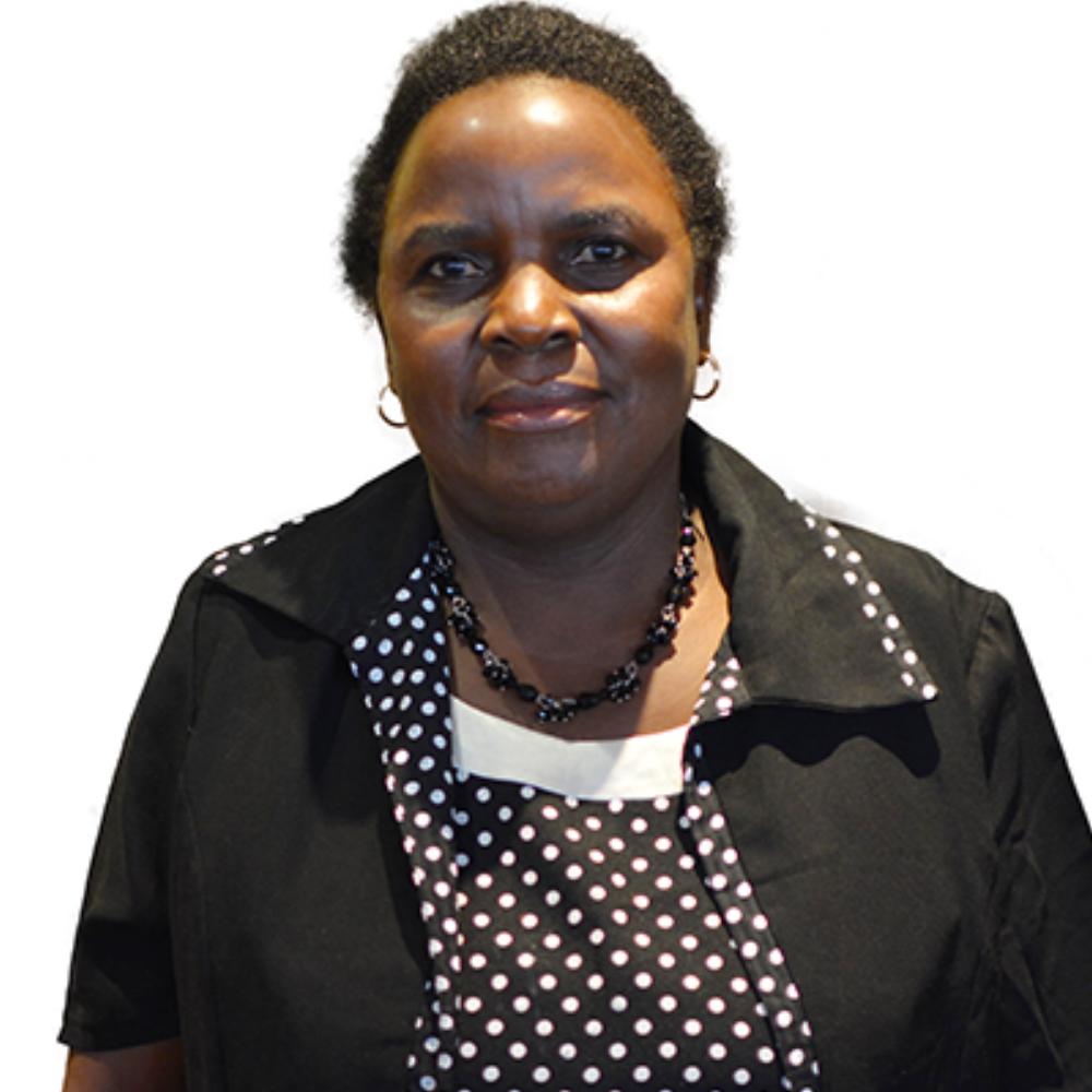 Agnes Kanyonyi - UNHCR Officer