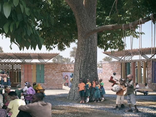 Education Centre - Construction and development of Education Centre in Ulyankulu, Tanzania.