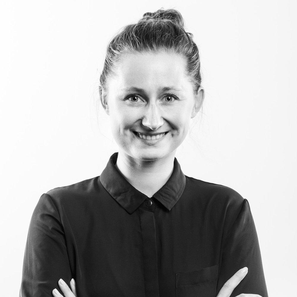 Sylwia Widermańsk - Co-ordinator