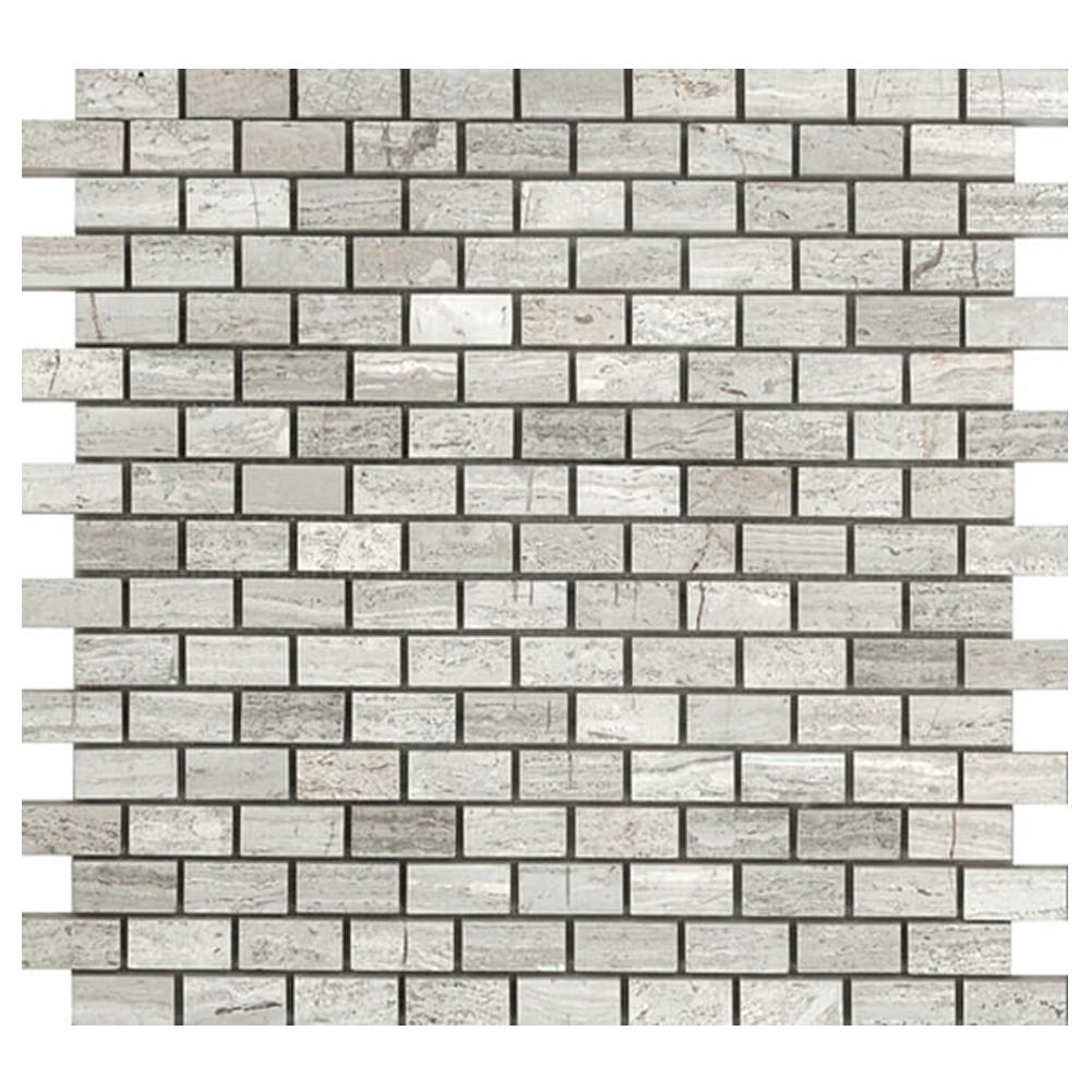 Brick Mosaic  Polished | GM.BIA.WD.0,6X1,3
