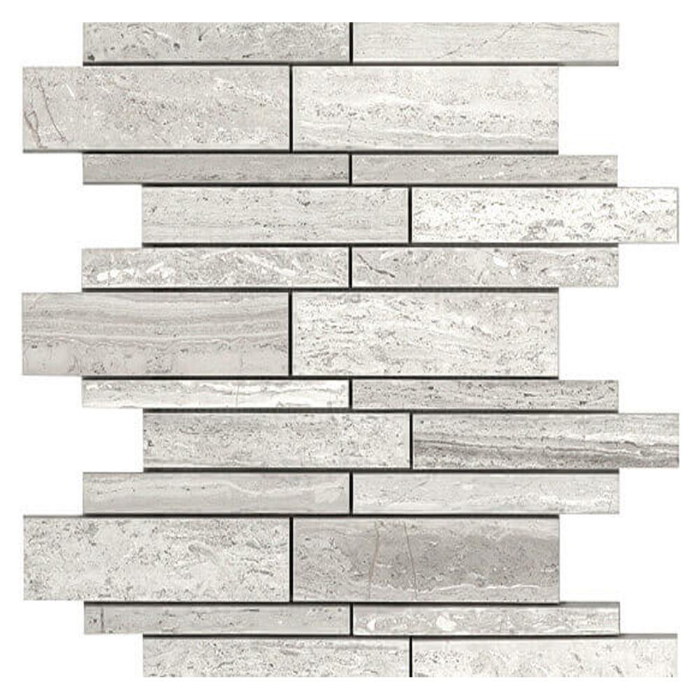 Irregular Linear Mosaic  Polished | GM.BIA.WD.LN.12IRR | IN STOCK