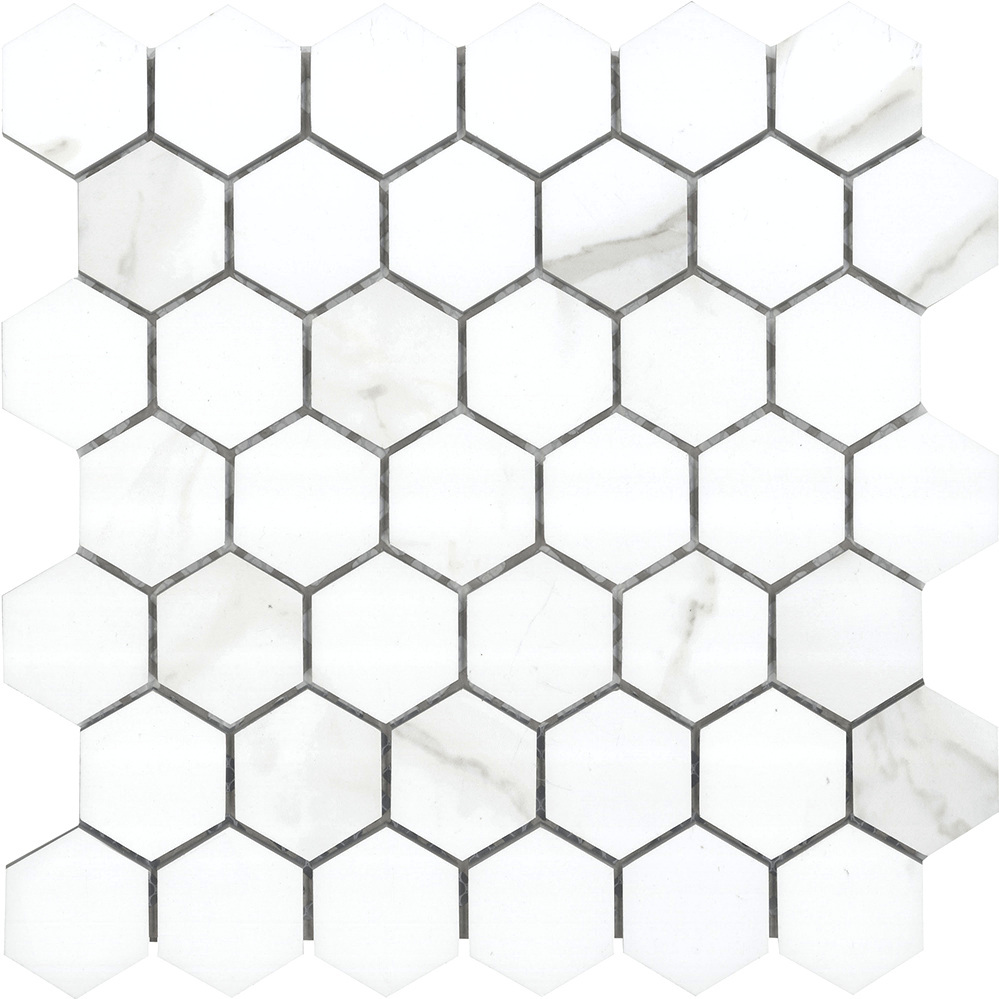 "2"" Hexagon  Polished | OV.ET.CTP.02.HEX.PL | IN STOCK  Matte | OV.ET.CTP.0202.PL | IN STOCK"