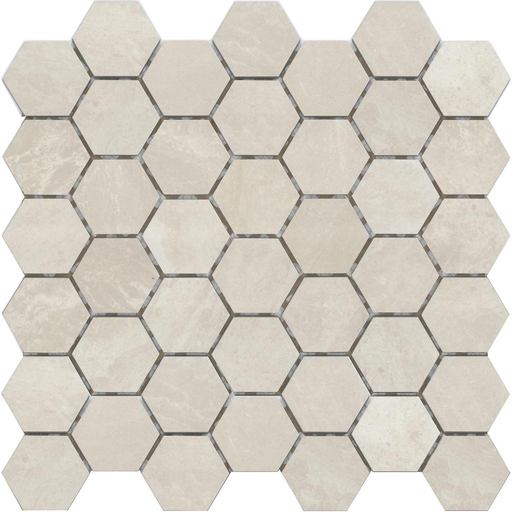 "2"" Hexagon  Polished | OV.ET.BON.02.HEX.PL | IN STOCK  Matte | OV.ET.BON.02.HEX.MT | IN STOCK"