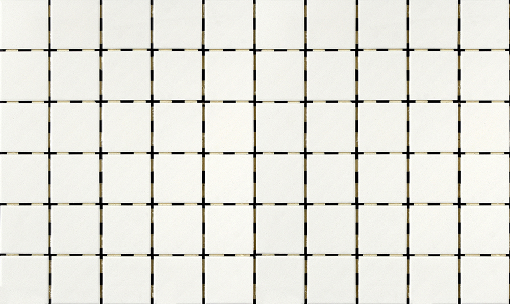"Pure White  2"" x 2"" | OD.QC.PWH.0202.FS"