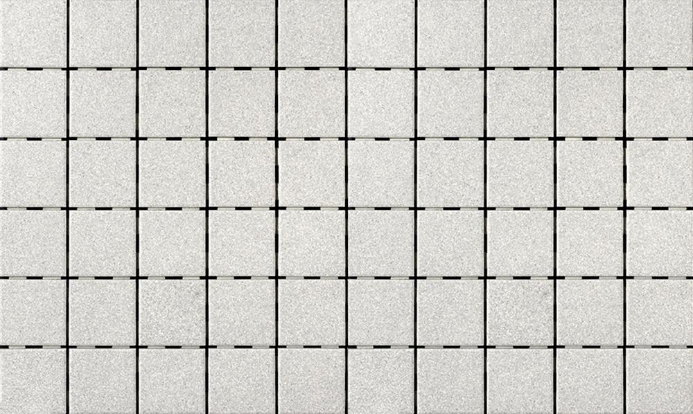 "Mottled Grey  2"" x 2"" | OD.QC.MGR.0202.FS"