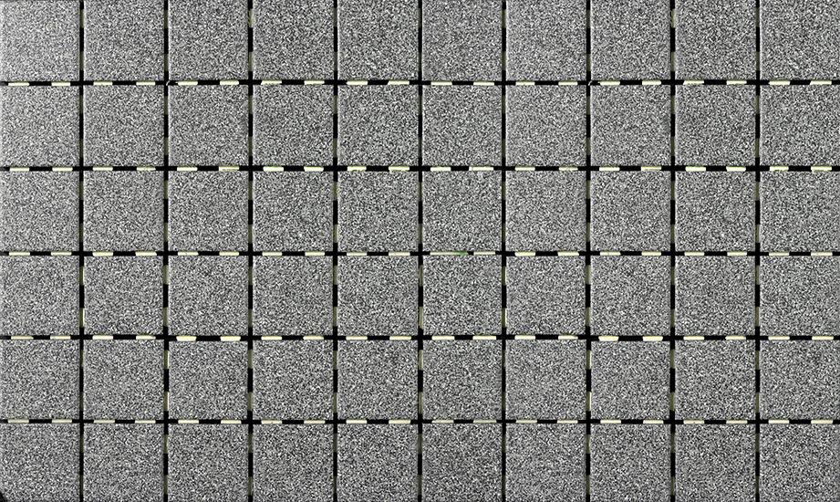"Graphite  2"" x 2"" | OD.QC.GPT.0202.FS"