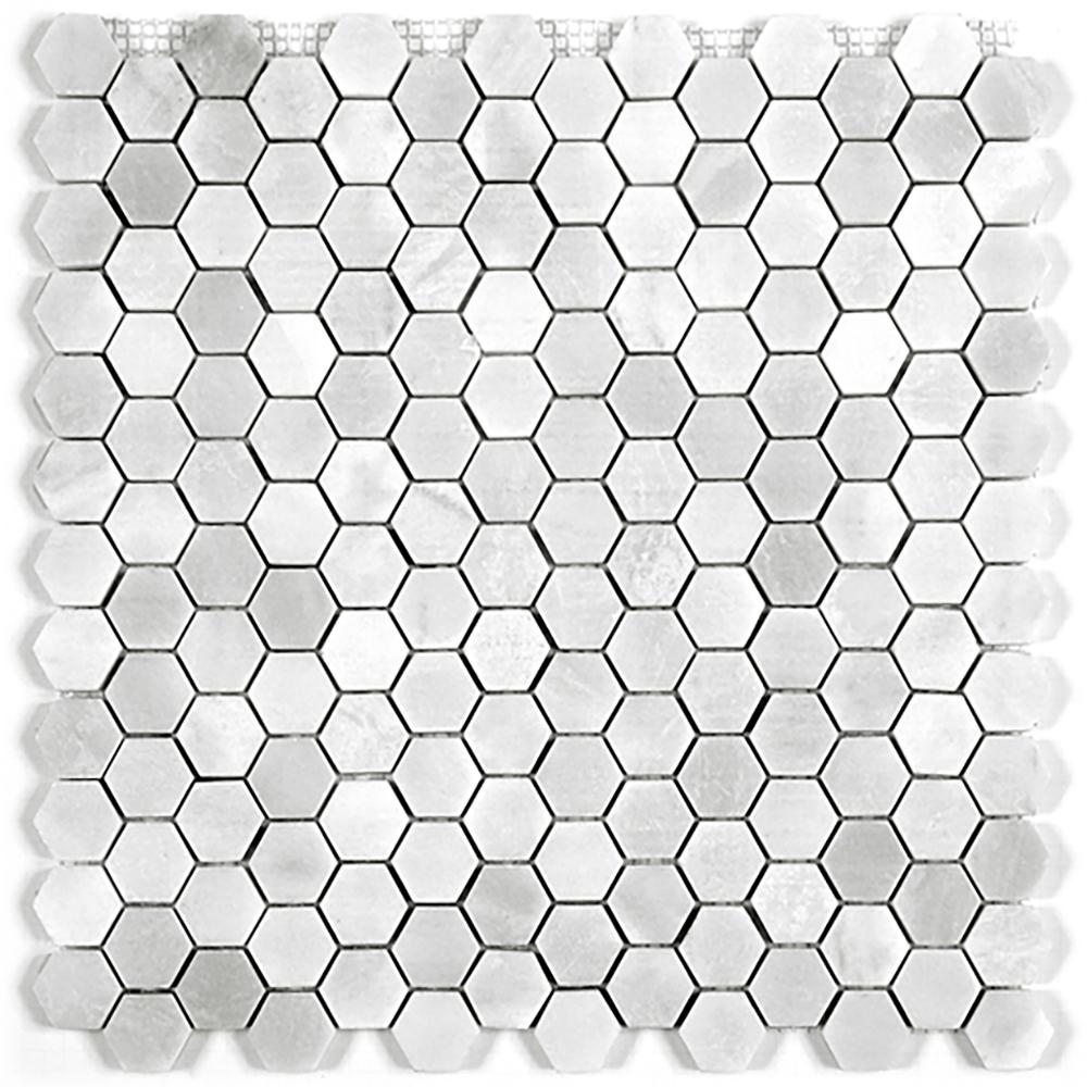 Hexagon Mosaic  Polished | GM.MIL.PRL.HEX