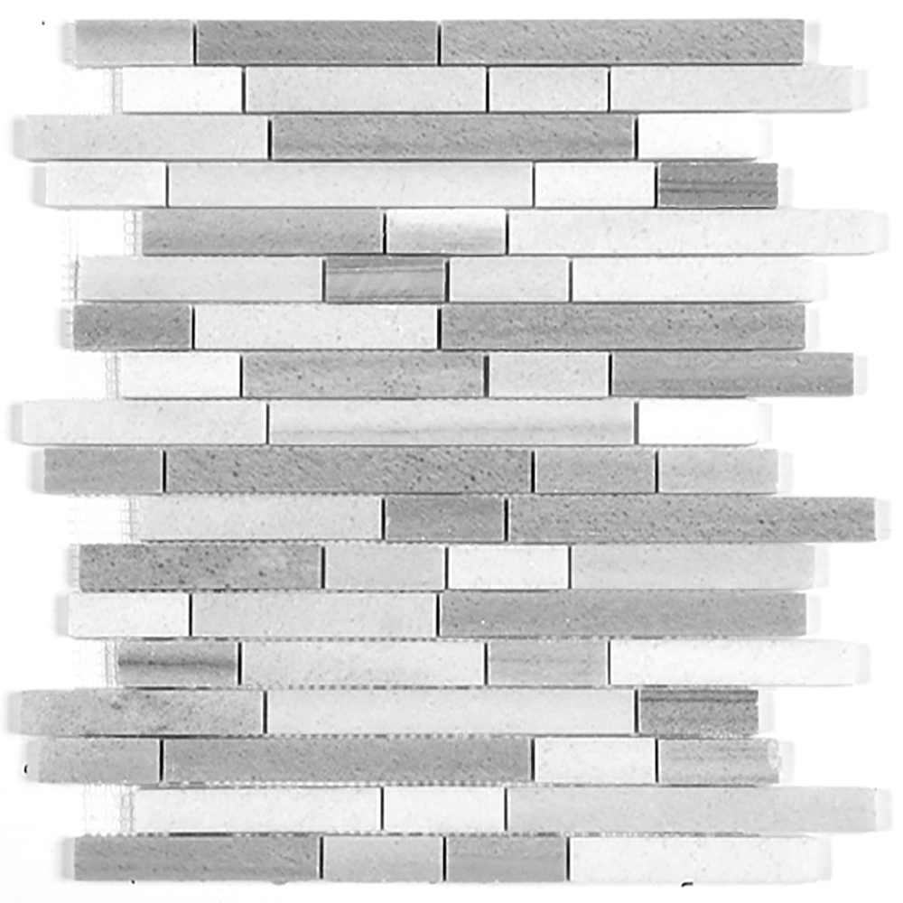 Linear Mosaic  Polished   GM.MARMARA.RAN.LIN