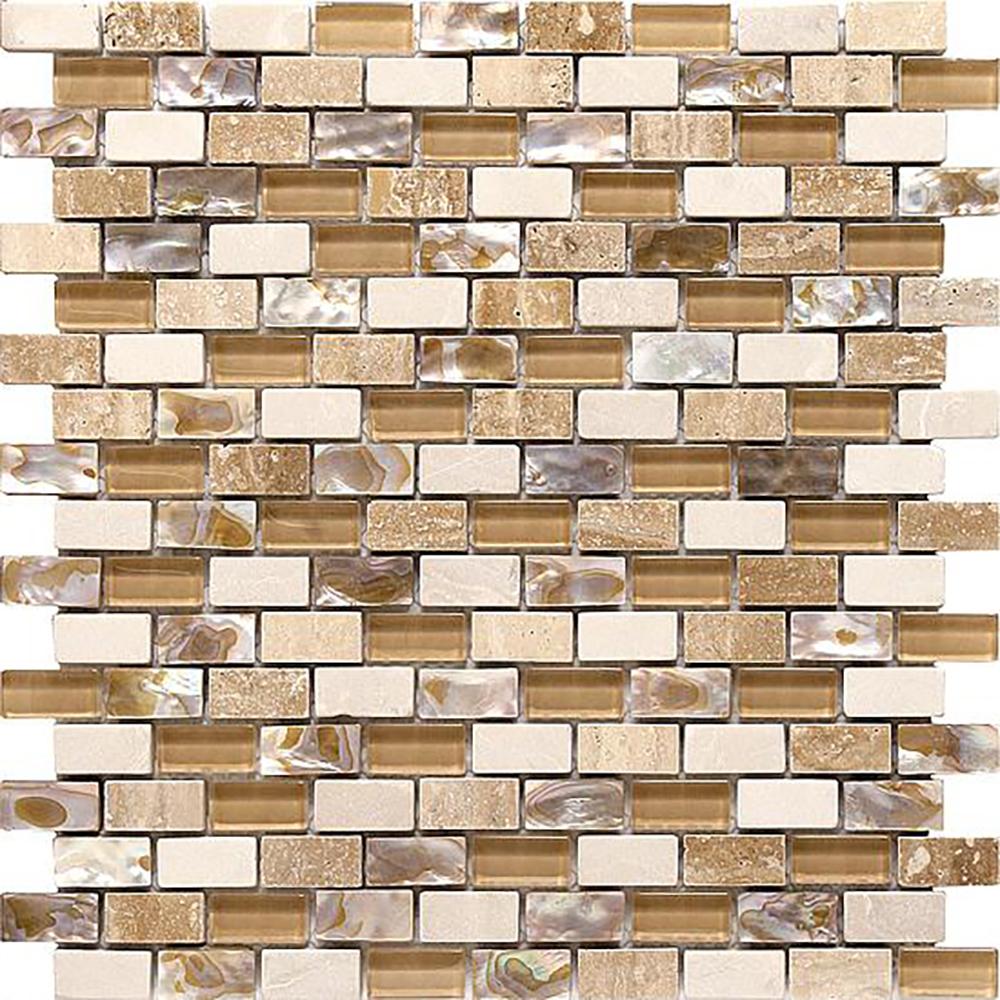 Arena Mosaic  Matte, Honed, Gloss | IO.ARENA.0,6X1,2.N