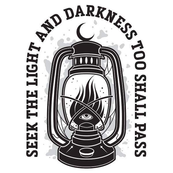 LANTERN | Coming soon!! We can't decide if we want to release this on a t-shirt or Tank top. Let us know what you would prefer in the comments 🤘🏻